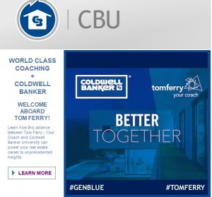 cb university tom ferry