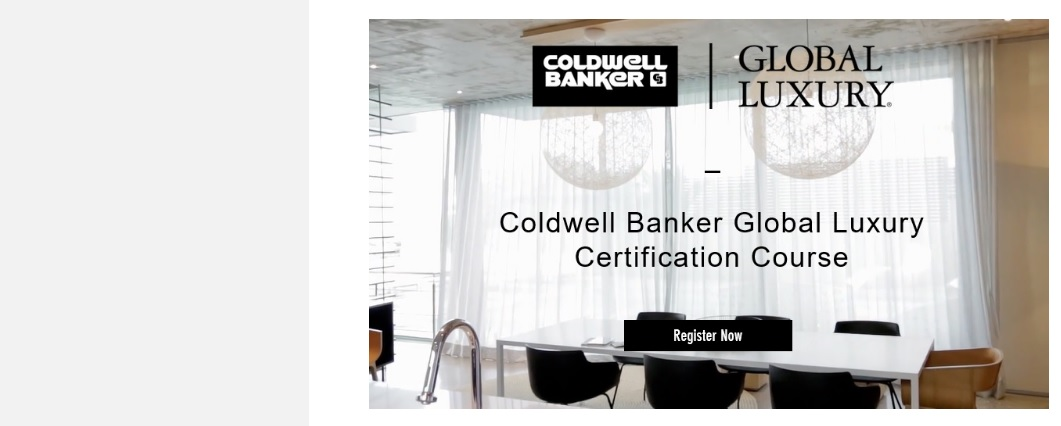 Coldwell Banker Luxury Certification Course