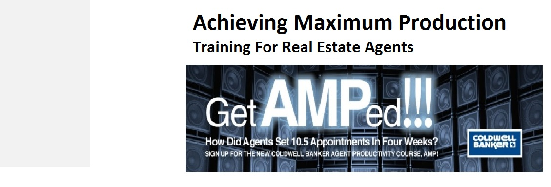 Achieve Maximum Production – Training for Agents